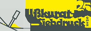 Ußkurat Siebdruck Logo